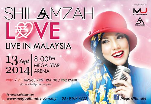 Shila Amzah Konsert
