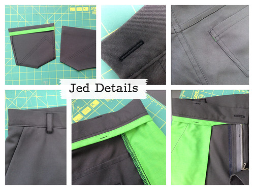 Jed Details