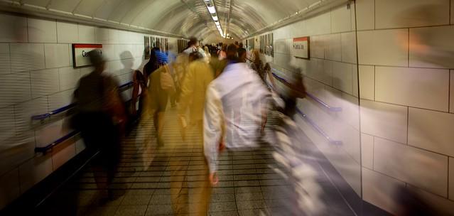 The Phantom Commuters