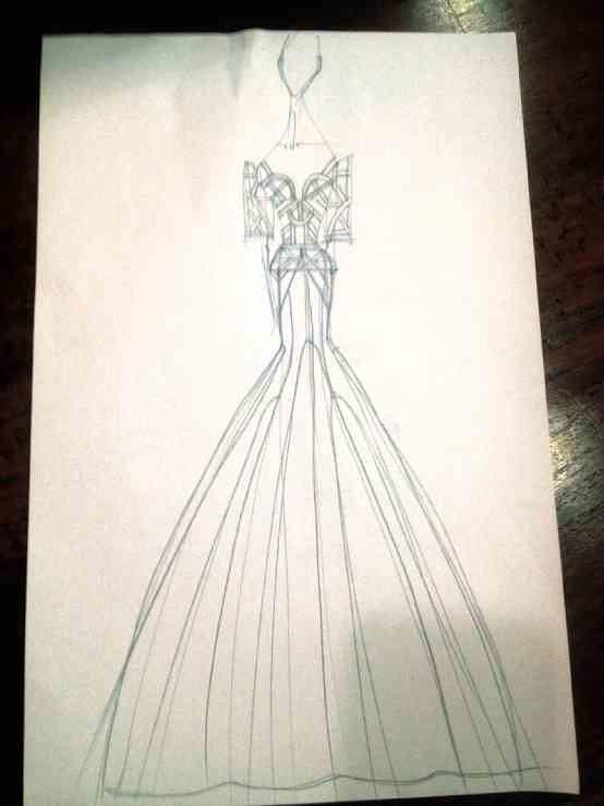 Heart Evangelista SONA 2014 Gown