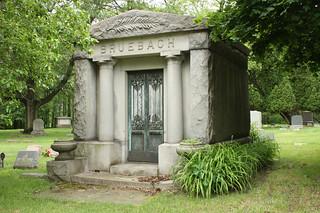 2014-7-27. Bruebach mausoleum