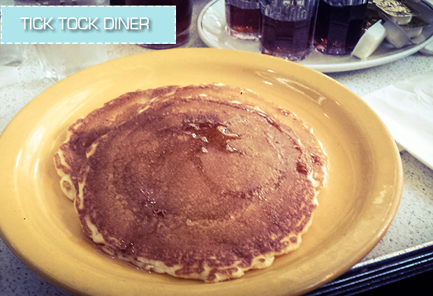 stylelab travel blog NYC food Tick Tock Diner