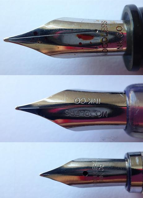 "Review: Noodler's Neponset Fountain Pen - Music ""Vishnu"" Nib"