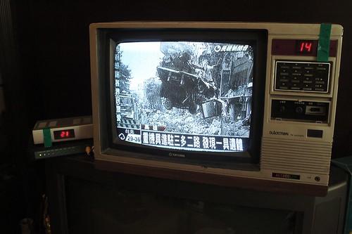 總算搞定AV2老電視RF輸入