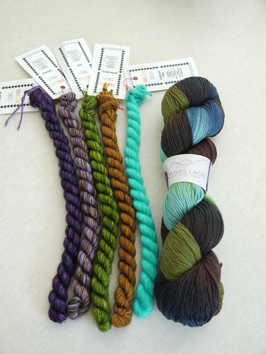 first Jimmy Beans Wool purchase!