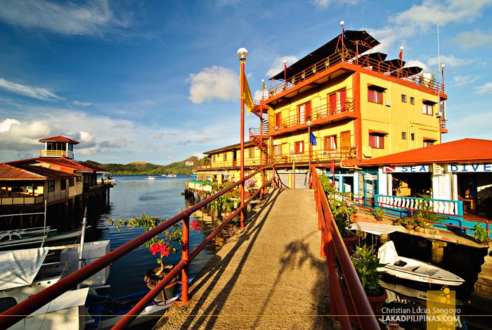 Sea Dive Resort, Coron