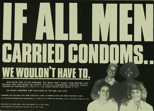 If all men carried condoms