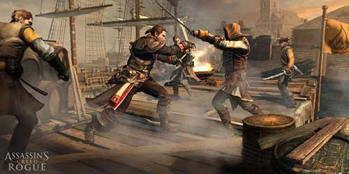 Assassin's Creed Rogue will be single-player