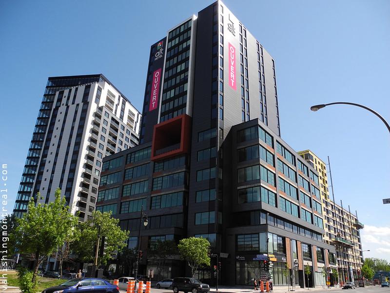 Peel - Wellington - Alt hotel