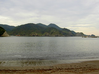 子浦海水浴場