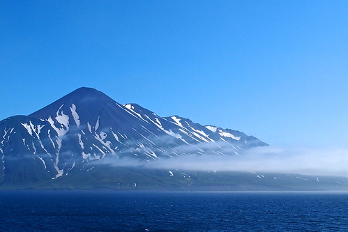 幌筵島 Paramushir (Kuril Islands)