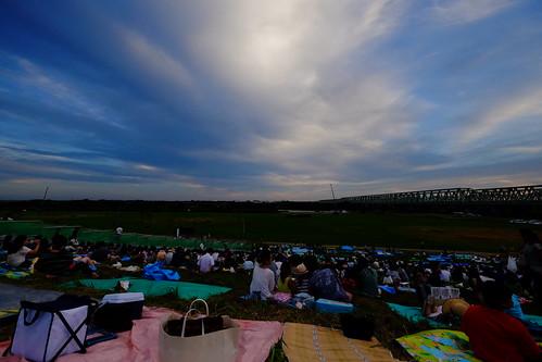 Toride Tone-River Fireworks Festival 02