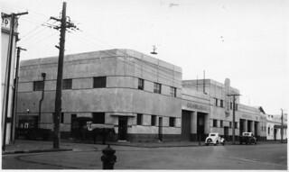 Gamblings Custom and Shipping Agents, Pirie Street, 1940