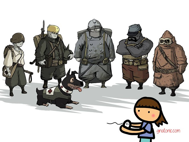 valiant hearts fanart