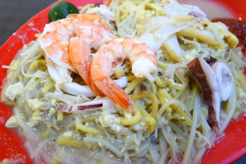Sheng Seng Hokkien Mee @ Pek Kio Food Centre