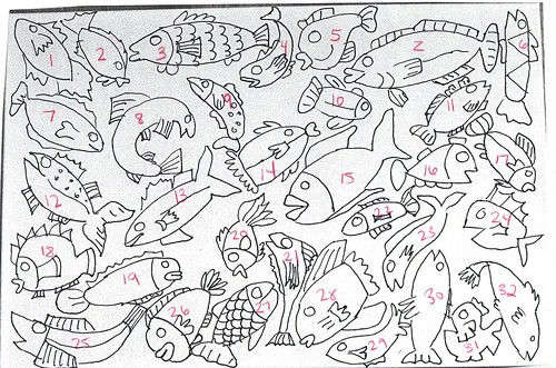 Fish Scan for Art Auction Project