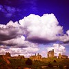 Tynemouth #Castle and Priory   #clouds #clearskys #skywatcher #sky #skyporn #skylovers