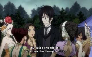 Kuroshitsuji Book of Circus Episode 3 Image 12