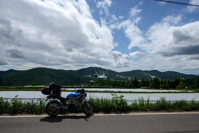 バイクで毛無峠へ~R145-r55-鳥居峠経由~