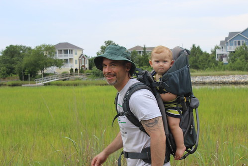Bethany Beach - Fresh Pond - Prickley Pear Trail - Ryan and Dyson
