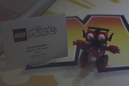 LEGO Mixels Series 4 - Burnard (41532)