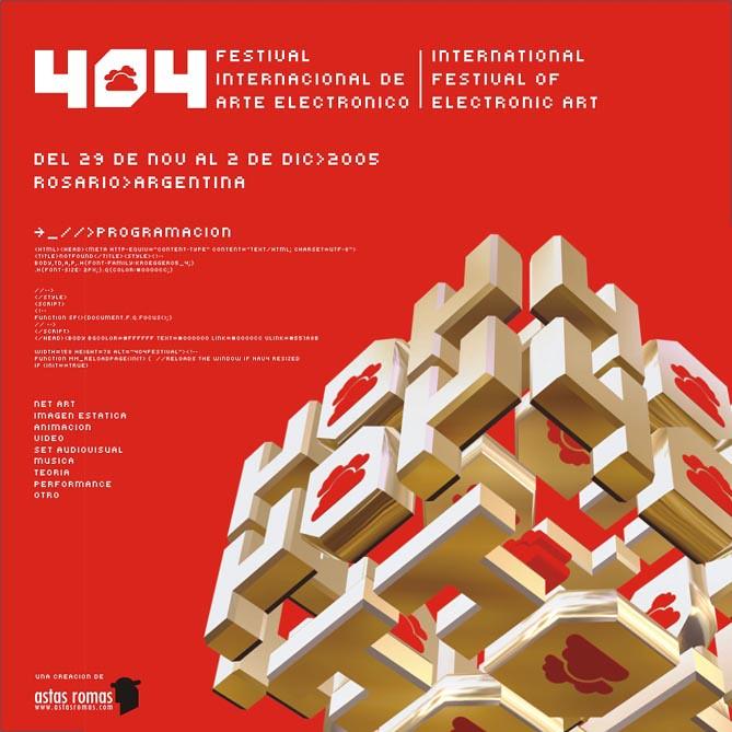 404 FESTIVAL 2005 - ROSARIO, ARGENTINA