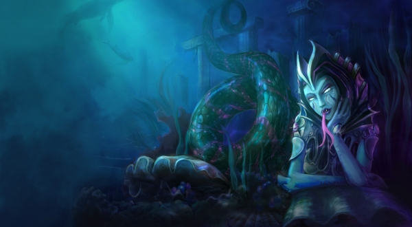 League of Legends - Cassiopeia Guide