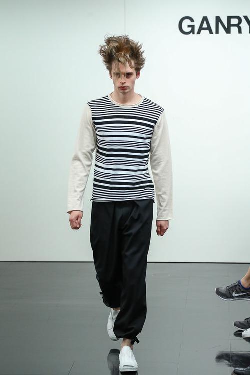 SS15 Tokyo GANRYU117_Nick Radley(fashionsnap.com)