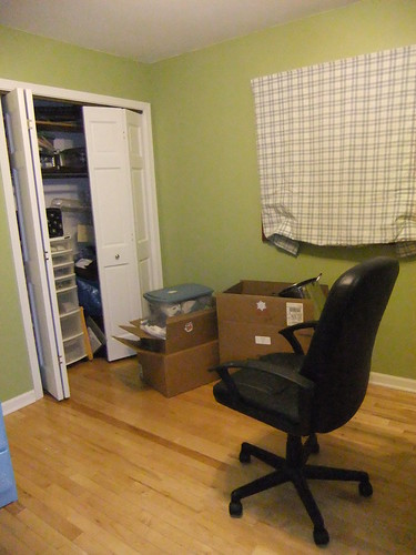 Sewing Room circa December 2010