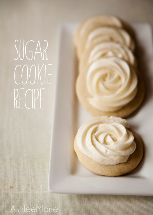a delicious and easy sugar cookie recipe