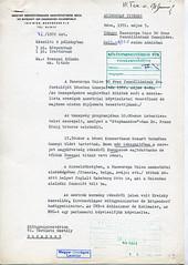 088. Habsburg Ottó részvétele a Páneurópai Unió 50 éves fennállásának ünnepségén