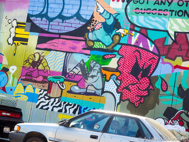Street Art - San Francisco