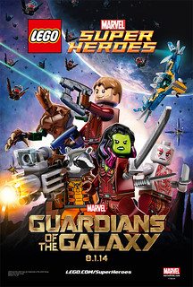 LEGO Guardians of the Galaxy Poster