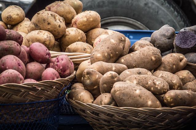 Farmer's Market Potatoes