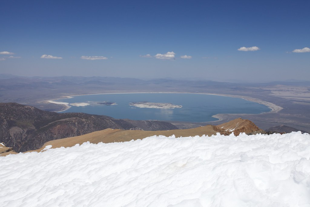 mono lake from dana