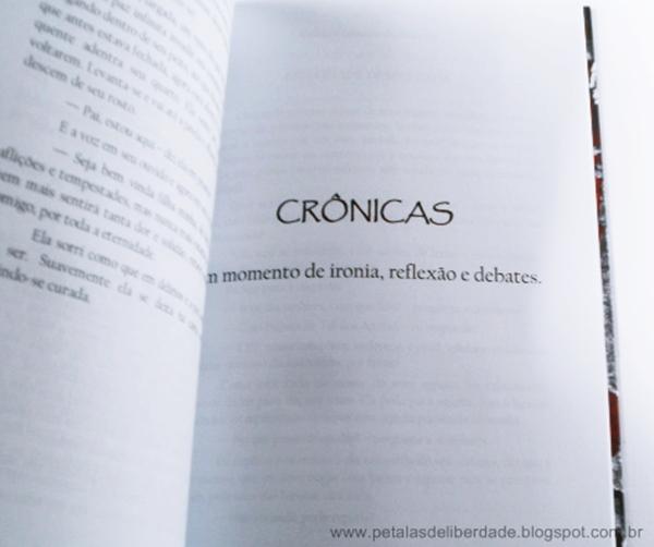 Crônicas, Contos e Crônicas do Absurdo, Rô Mierling, livro, resenha, trechos, absurdo, cotidiano