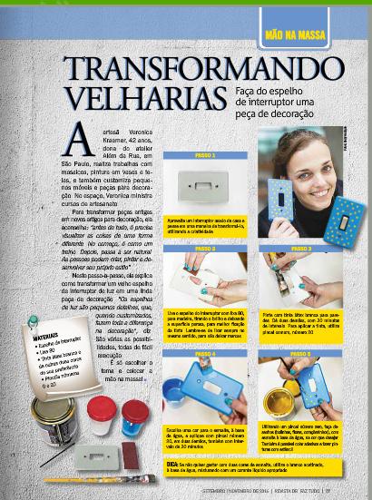 PAP na Revista Dr. Faz Tudo