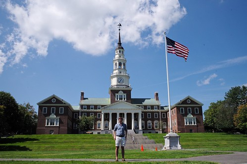 leica blue autumn summer portrait sky usa fall college campus landscape student university library flag lawn maine newengland quad m miller summicron waterville f2 28 freshman asph colby 240 liberalarts moveinday classof2018