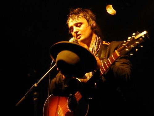 Pete Doherty @ la Flèche d'Or 2014