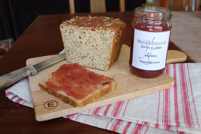 Red Delicious Apple Jam