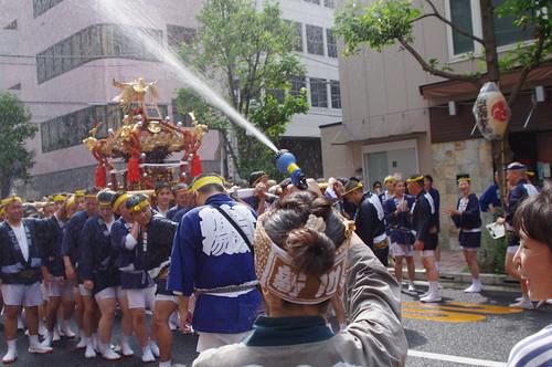 Fukagawa Hachiman Matsuri 2014 57