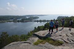 Landon Bay Lookout hike