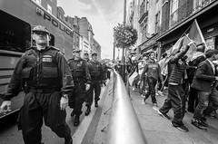 Israel-Gaza conflict March, London 2014