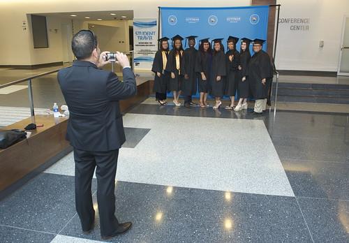Guttman Inaugural Commencement 2014