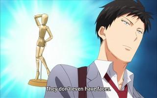 Gekkan Shoujo Nozaki-kun Episode 7 Image 17
