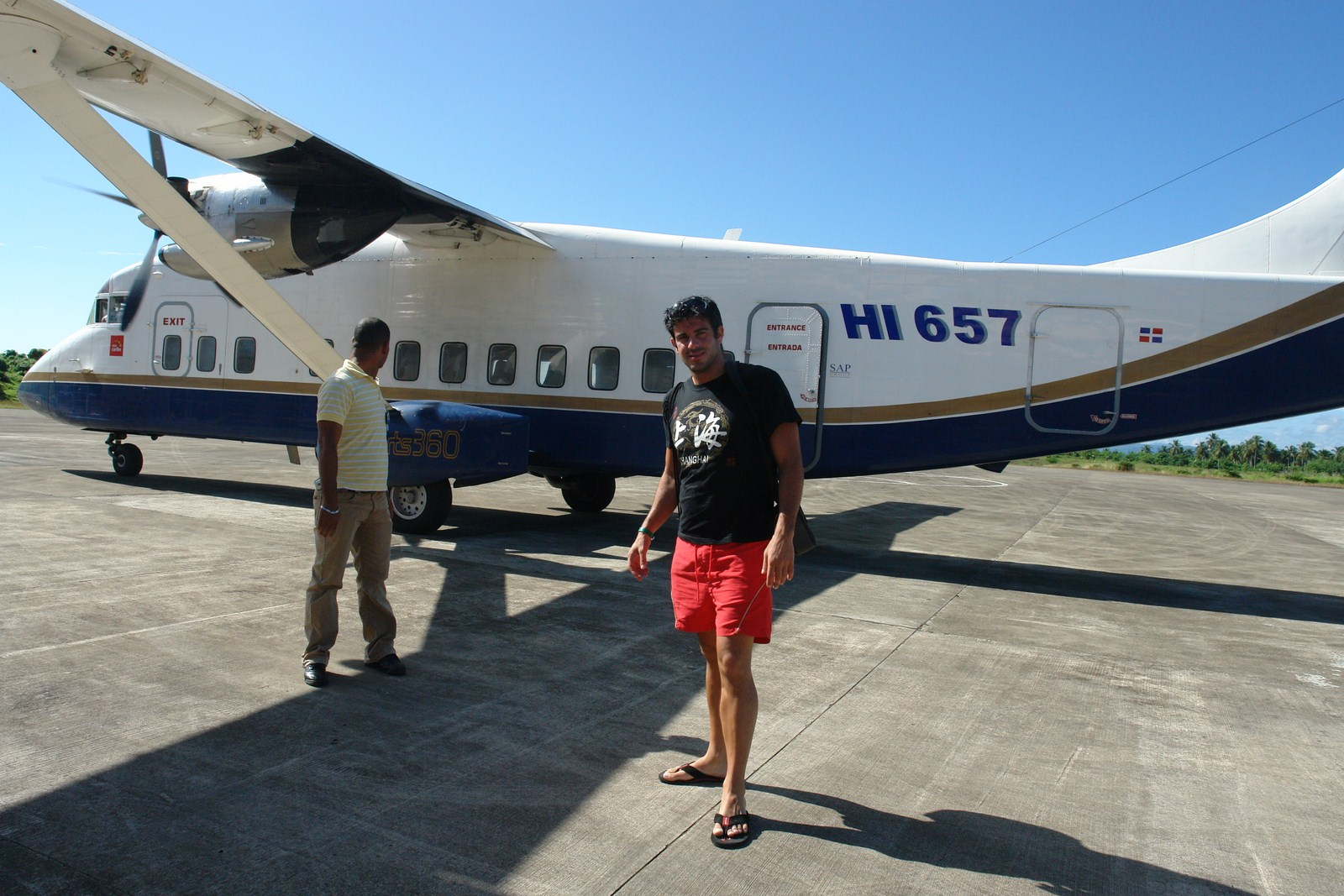 Vuelo de vértigo en República Dominicana Historias de aeropuertos - 14957455621 901ff9fece o - Historias de aeropuertos