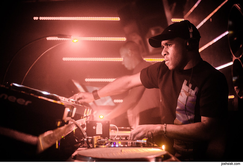 DJ EZ @ Flash in DC