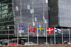 Harpa Concert Hall - Reykjavik, Iceland