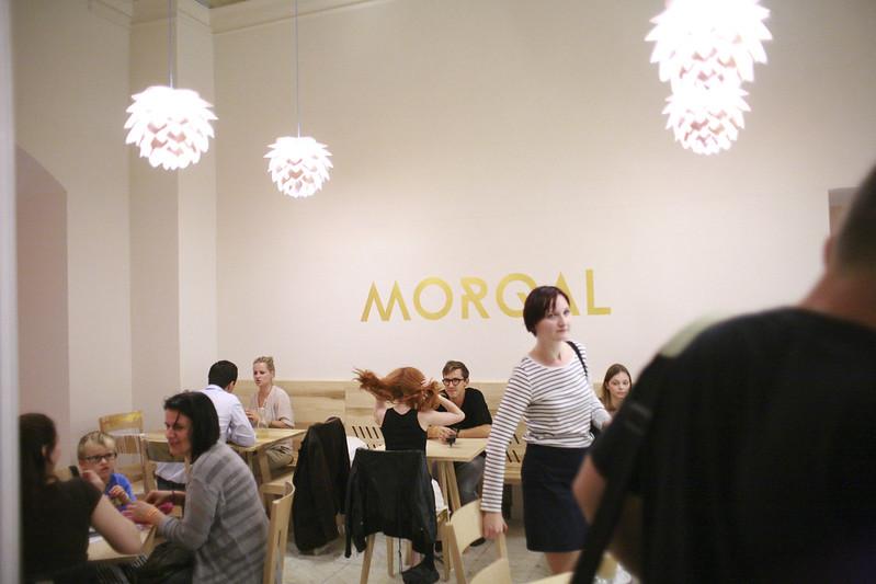 \ MORGAL OPEN PARTY