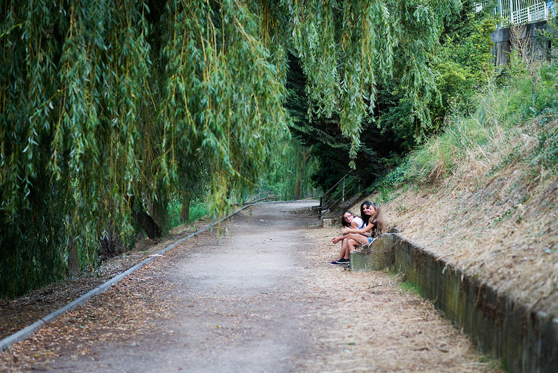 Fui a la orilla del río (Duero)